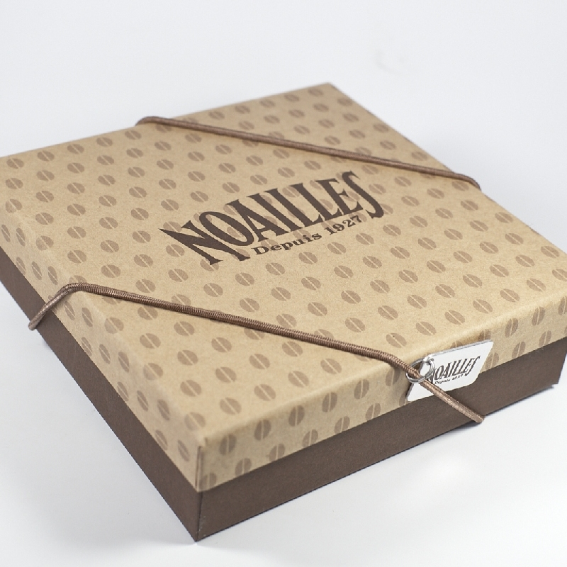 Ballotins de chocolats Boîte de 320g de chocolats - Torréfaction Noailles