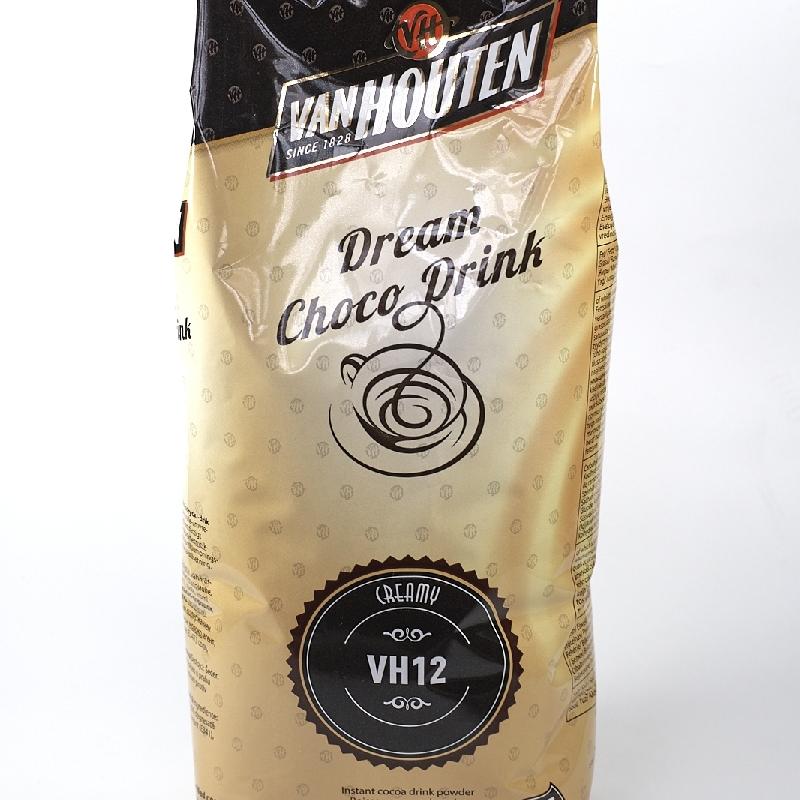 Chocolat en poudre Van Houten VH12 - Torréfaction Noailles
