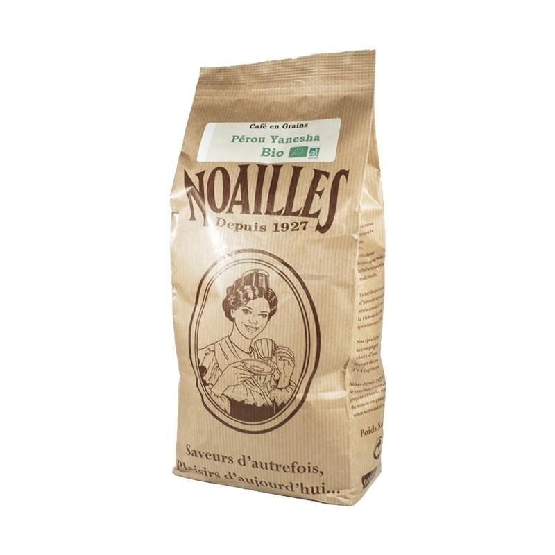 Cafés Perou Yanesha Bio - Torréfaction Noailles