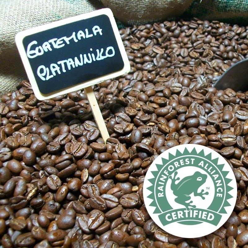 Gamme pro Guatemala Platanillo - Torréfaction Noailles