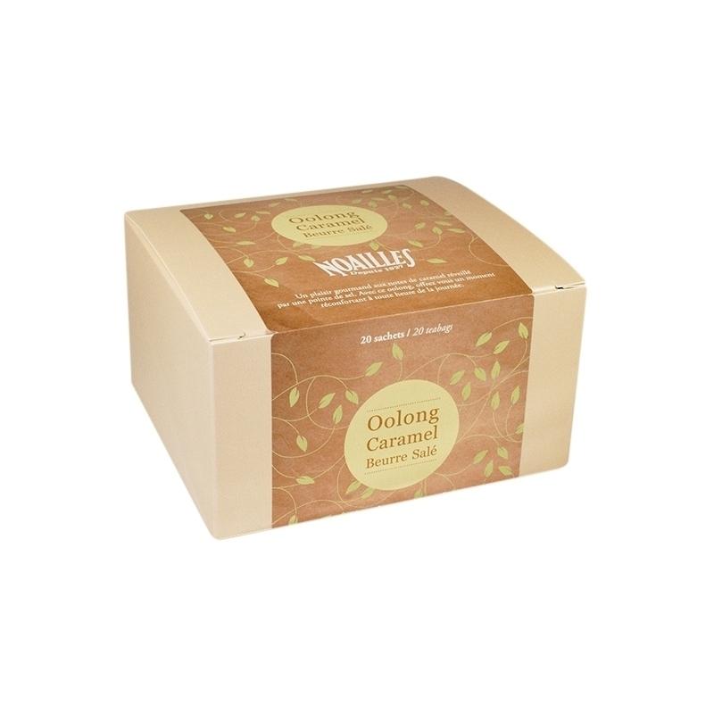 Gamme pro Oolong Caramel Beurre Salé - Torréfaction Noailles