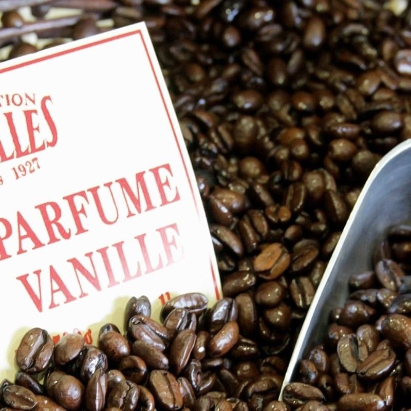 Gamme pro Parfumé Vanille - Torréfaction Noailles