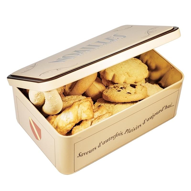 Biscuits Biscuits boîte 400 g.  - Torréfaction Noailles