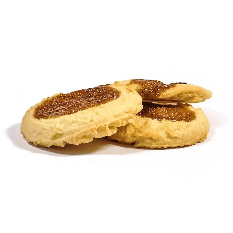 Biscuits Tartelette Abricot - Torréfaction Noailles