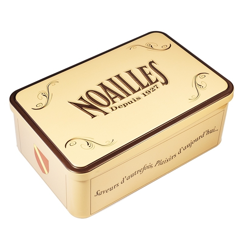 Biscuits Navettes boîte 350 g  - Torréfaction Noailles