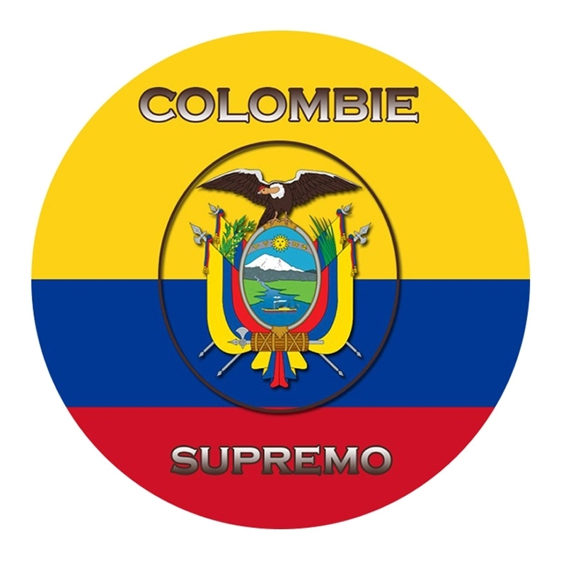 Cafés Colombie Supremo - Torréfaction Noailles