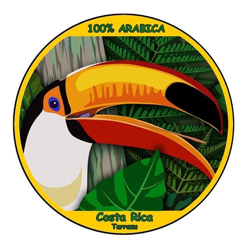 Cafés Costa Rica Tarrazu Monte Plata - Torréfaction Noailles