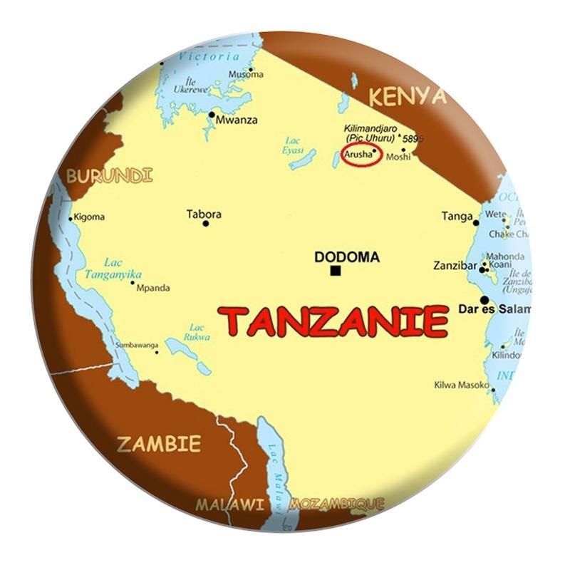 Cafés Tanzanie Utengule - Torréfaction Noailles