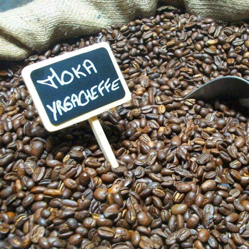 Cafés Moka Yrgacheffe - Torréfaction Noailles