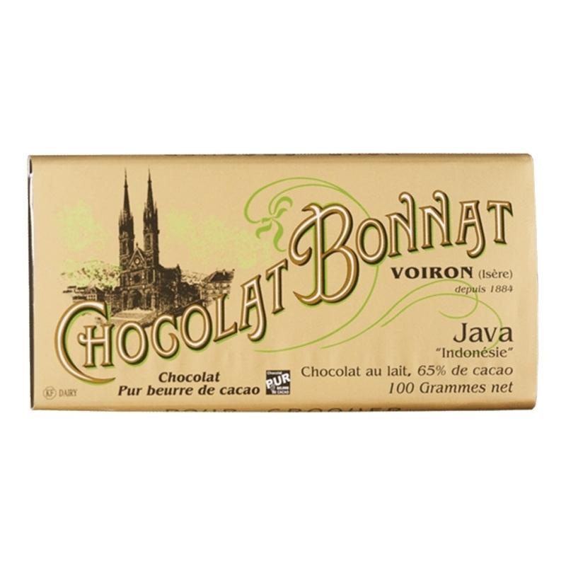 Chocolat Bonnat Chocolat Bonnat Java - Torréfaction Noailles