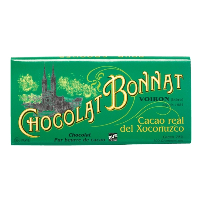Chocolat Bonnat Chocolat Bonnat Real Del Xoconusco - Torréfaction Noailles
