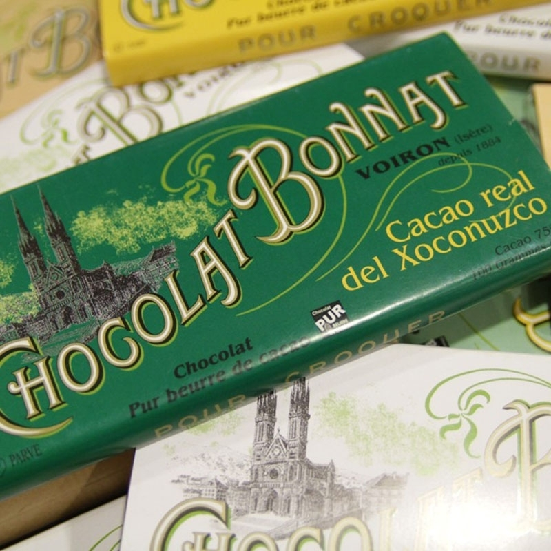Chocolat Bonnat Real Del Xoconusco