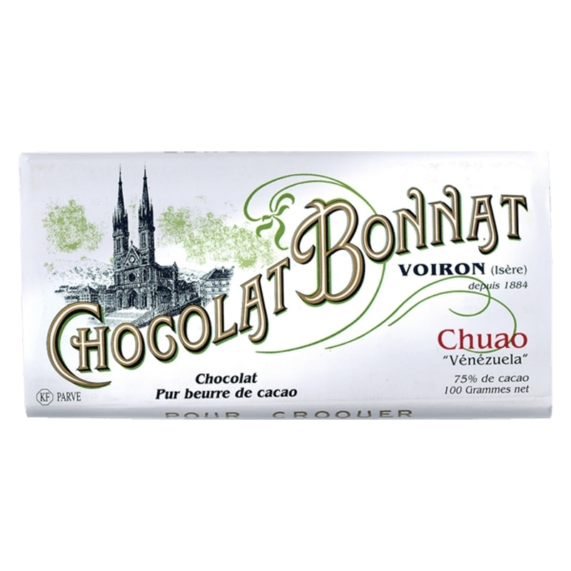 Chocolat Bonnat Chocolat Bonnat Chuao - Torréfaction Noailles