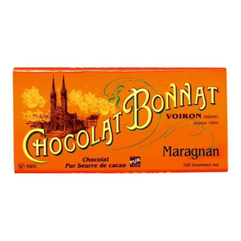 Chocolat Bonnat Chocolat Bonnat Maragnan - Torréfaction Noailles