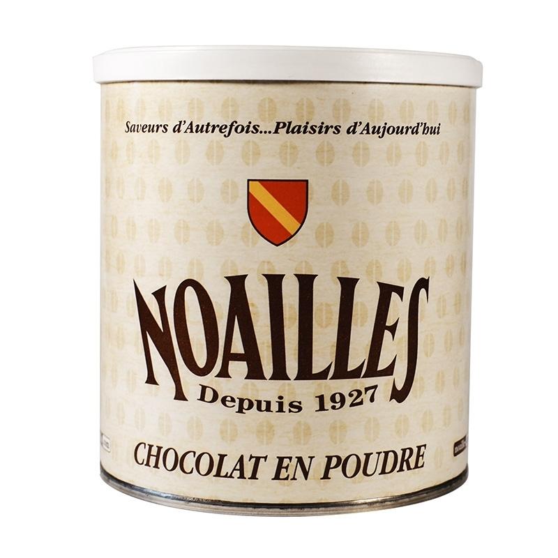 Chocolat en poudre Chocolat en poudre Boîte 500 g. - Torréfaction Noailles