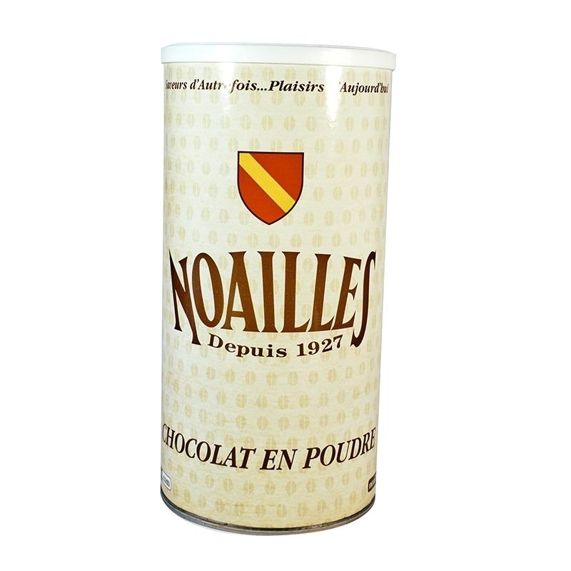 Chocolat en poudre Chocolat en poudre Boîte 1kg - Torréfaction Noailles