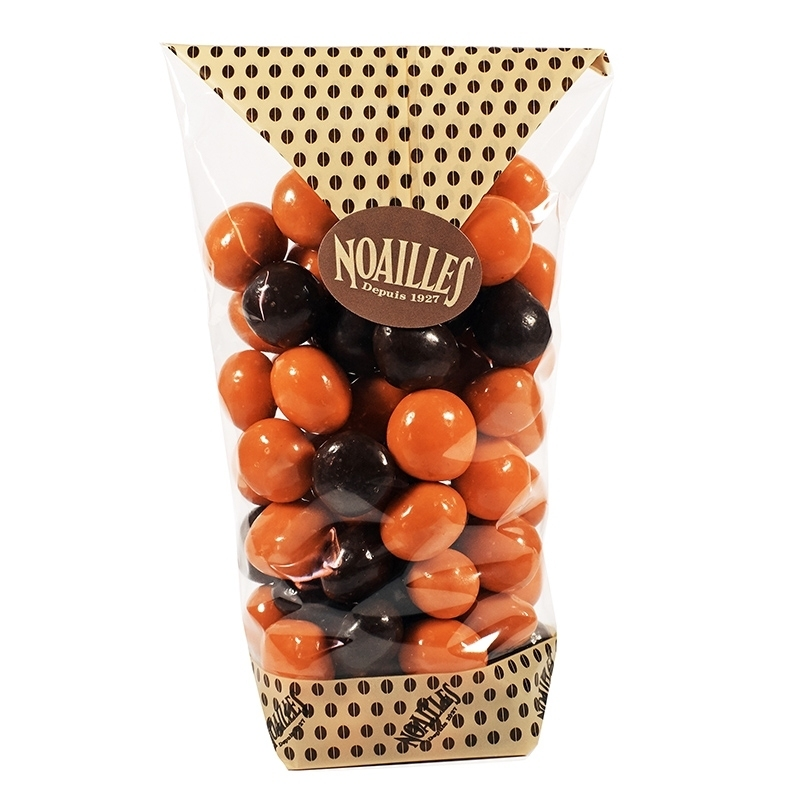 Orange Confite aux 2 Chocolats