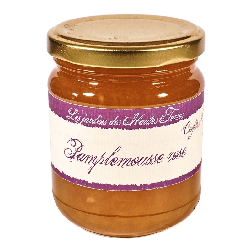 Confiseries Confiture de Pamplemousse Rose - Torréfaction Noailles