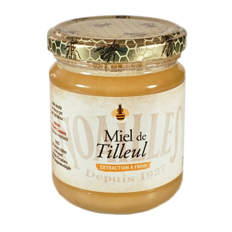 Miels Miel de Tilleul - Torréfaction Noailles