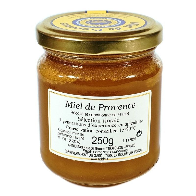 Miels Miel de Provence - Torréfaction Noailles
