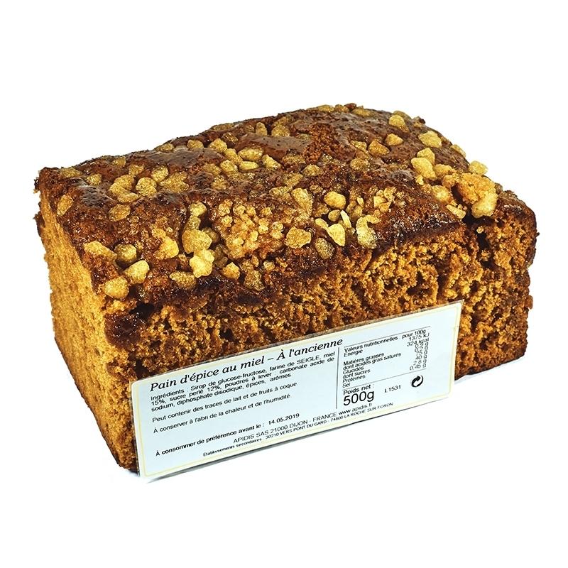 Biscuits Pain d'épice à l'ancienne - Torréfaction Noailles
