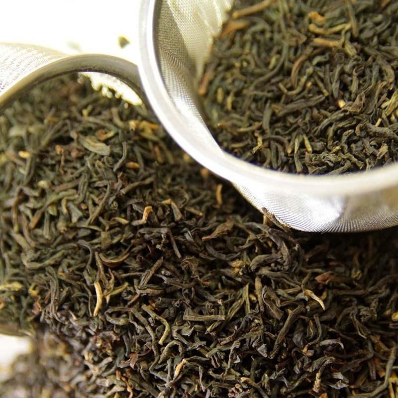 Blends sur base de thé vert et noir Boston 1773 - Torréfaction Noailles