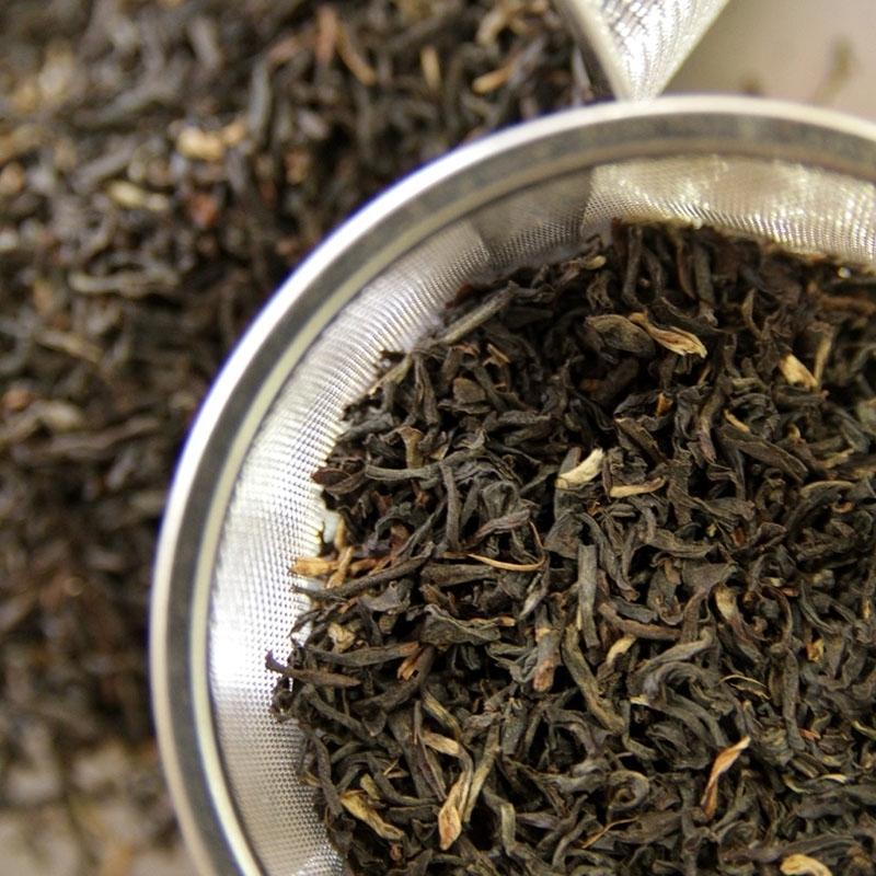 Thés noirs Assam GFOP Supérieur - Torréfaction Noailles