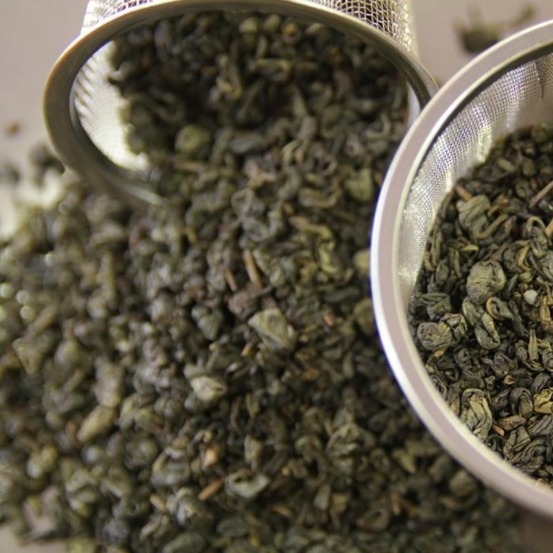 Thés verts Gunpowder - Torréfaction Noailles