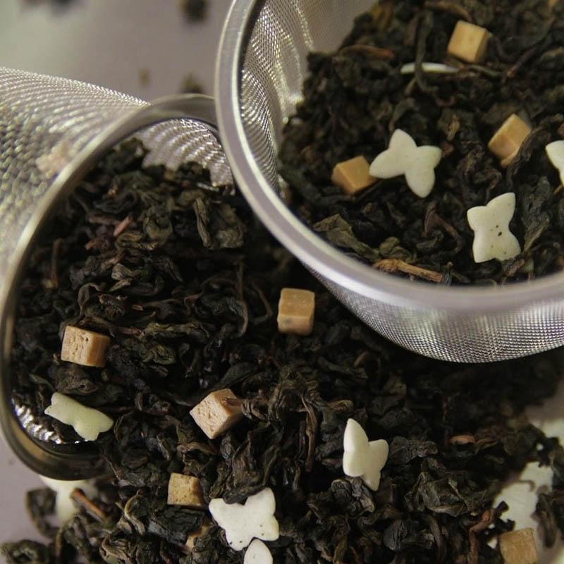 Oolong Oolong Caramel Beurre Salé - Torréfaction Noailles